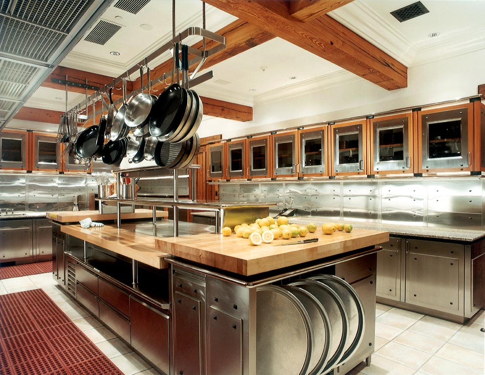 Teaching Kitchen Design Awesome Decorating