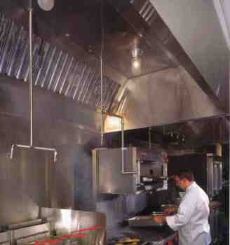 Hvac Aplication Commercial Kitchen Ventilation Codes Standards