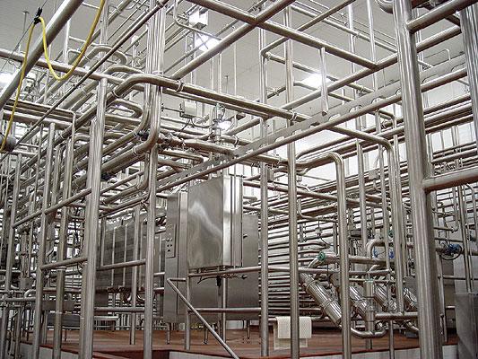 Process Water Piping 43