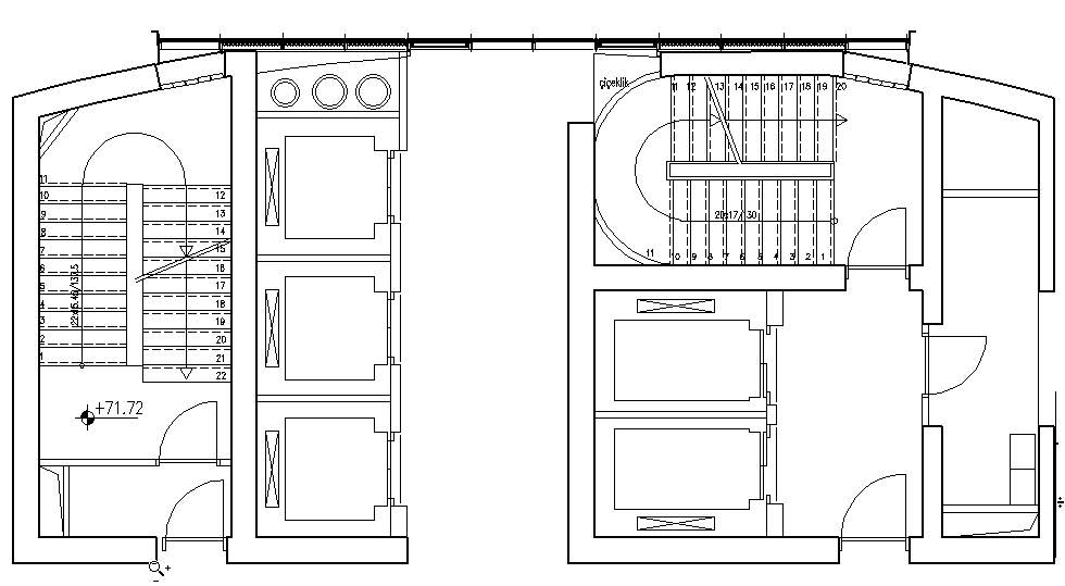 elevator plan drawings