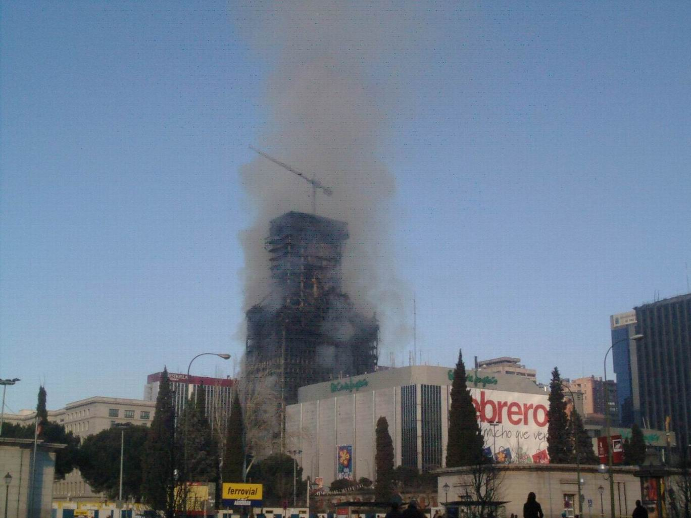 Hotel Fire Case