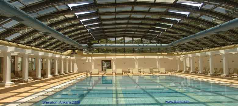 Indoor pool ventilation for Building an indoor pool at home