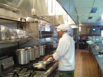 Hvac Aplication Commercial Kitchen Hoods Air Volume Calculation